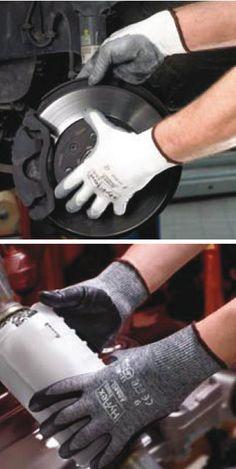 Gants enduction légère de nitrile - Code produit: 14235885 - Cliquez sur la photo pour voir la fiche produit