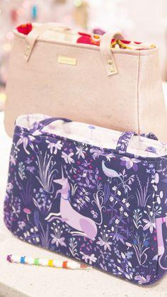 FREE Pattern+Video: Sew Sweetness Baker Street Bag