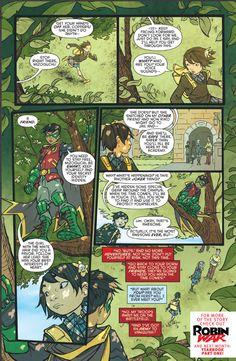 Maps Mizoguchi & Damian Wayne from Gotham Academy Robin War Tie In. I ship them, i don't care!