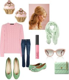 """Cupcakery"" by kaseyofthefields on Polyvore"