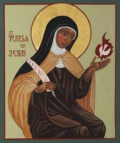 Icon of St. Teresa