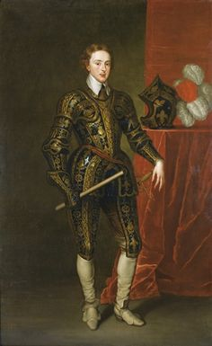 Anthony van Dyck, PORTRAIT OF HENRY-FREDERICK, PRINCE OF WALES