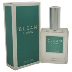 Clean for Men Eau de Toilette Spray 2.14 oz
