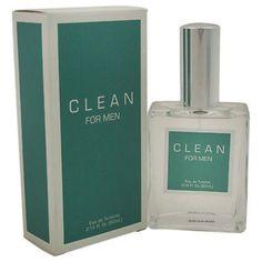 Clean for Men Eau de Toilette Spray 2.14 oz