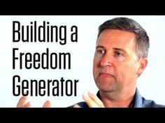 Building a Freedom Generator   Freedom Club - YouTube