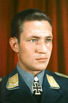 "Oberleutnant Joachim Kirschner (1920-1943), Staffelkapitän 5./Jagdgeschwader 3 ""Udet"", Ritterkreuz 23.12.1942, Eichenlaub (267) 02.08.1943"