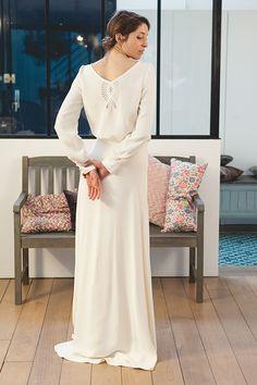 Collection #1 | Mathilde Marie - Création de robes de mariée sur mesure