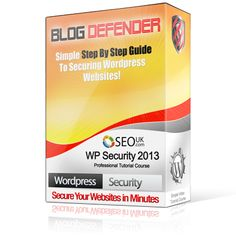 Stop WordPress hacking! Step-by-step video tutorial course shows you how to secure your websites from being hacked using the simplest FREE plugins: http://www.internetmasterycenter.com/products/blogdefender.html
