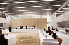 International Criminal Court Ground-Breaking / schmidt hammer lassen architects