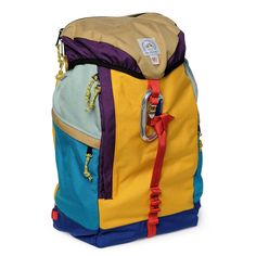 Epperson Mountaineering Large Climb Pack | Sandstone Saffron