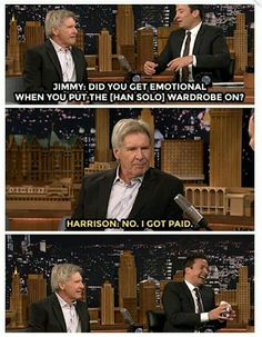 Goddamn Harrison <3