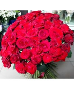 Bouquet Box, Red Rose Bouquet, Red Roses, Bouquets, Christmas Wreaths, Boxes, Holiday Decor, Crates, Bunch Of Red Roses