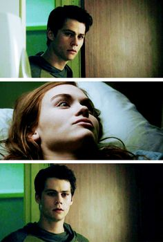 """Your dad's not the only one who got hurt...."" Teen Wolf Season 5 - Lydia Martin   Stiles Stilinski"