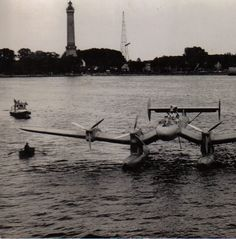 Blohm & Voss Ha 139 (1936) The Blohm & Voss Ha 139 was a German all-metal inverted gull wing floatplane. With its four engines it was at the time one of the largest float-equipped seaplanes that had been built. Initially designed as mail/cargo aircraft for Deutche Lufthansa, on the outbreak of World War II, the planes were transferred to Luftwaffe and used for transport, reconnaissance and minesweeping work over the Baltic Sea.