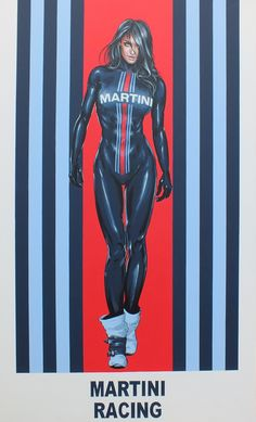Martini Racing.