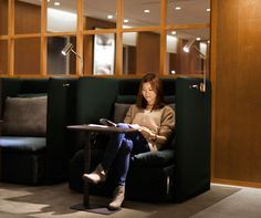 Cathay Pacific airport lounges swap Solus chair for new Solo - Australian Business Traveller