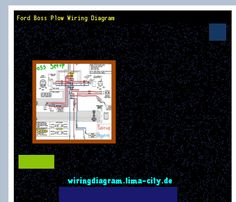 Ford boss plow wiring diagram. Wiring Diagram 185855. - Amazing Wiring Diagram Collection