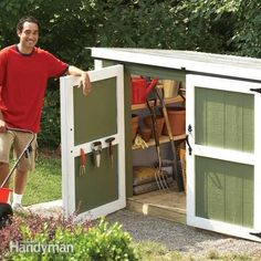 Small Storage Sheds • Ideas & Projects!   Decorating Your Small Space