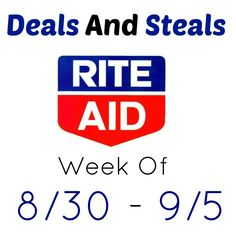 Learn to shop for free/cheap this week at Rite Aid. Deals this week include free I-Cool Menopause Supplements, cheap diapers, snacks, pet food and more! I Dont Have Time, I Can Do It, Saving Tips, Saving Money, Saving Ideas, Couponing For Beginners, You Are Smart, Shopping, Learning