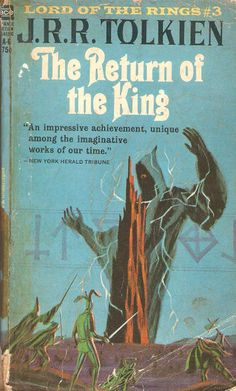 The Return Of The King. U.S. Ace Books. Well used.
