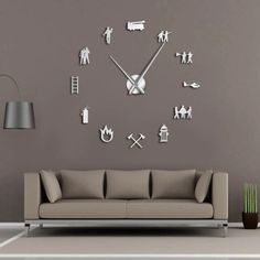 Large Clock - Best wall clock online | Wall Clock Pro