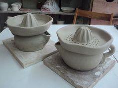 Marian's Pottery: Había una vez una juguera de cerámica