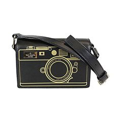 Kate Spade New York Lemon Street Gwen Camera Mini Crossbody Bag, Black/Gold kate spade new york http://www.amazon.com/dp/B00THTPQEA/ref=cm_sw_r_pi_dp_Ychpvb1FW7Z9H