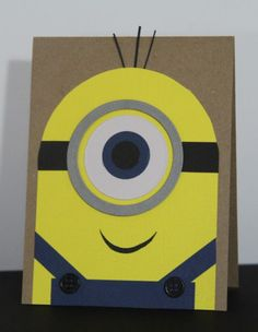 Minion Card Tute - Four Wise Guys