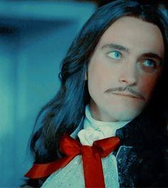 George Blagden as Louis XIV, Versailles