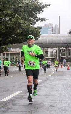 A vida é uma das minhas melhores amigas. Correr é um dos mais importantes amigo.