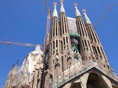 Barcelone et sa cathédrale inachevée