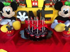Mickey Mouse Birthday Party Ideas | Photo 1 of 26