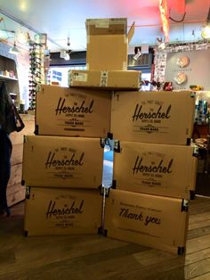 Herschel New Stock in The House .