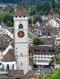 St. John's church in Schaffhausen