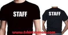 T-shirts, Caps, Staff Uniform customized & ready made stock with your logo & message printing or embroidery from Muscat www.tshirtsoman.com