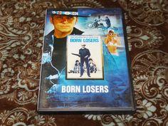 Born Losers (DVD, 2005) Rare HTF OOP Image/Tom Laughlin '60s Biker Exploitation!