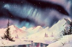 Big Dipper by Teresa Ascone - Big Dipper Painting - Big Dipper Fine Art Prints and Posters for Sale