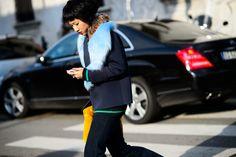 Milan Men's Fashion Week Fall 2015 - Milan Men's Fashion Week Fall 2015 Street Style Day 2