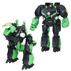 Transformers Robots in Disguise 3-Step Grimlock - Hasbro - Transformers - Transformers at Entertainment Earth