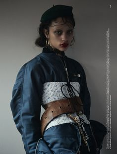 """DAZED """"Bitter Lake"""" feat. Julie Hoomans and Selena Forrest by Sean & Seng with styling from Robbie Spencer x Dazed Summer 2016 Hair by Shon and makeup by Gemma Smith-Edhouse"""