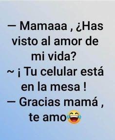 Spanish Jokes, Funny Spanish Memes, Love Quotes, Funny Quotes, Funny Memes, Frases Tumblr, Love Messages, Best Memes, Naha