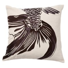 I pinned this Fishtail Pillow II from the emma at home event at Joss and Main!