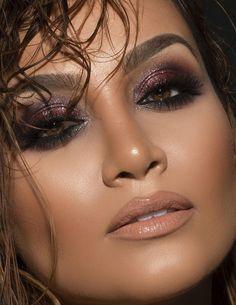 MY JAM – Dose of Colors women ladies womens fashion lady woman DIY videos tutorial make lipstick makeup lover cosmetics lips eyes looks divas Makeup Trends, Makeup Tips, Beauty Makeup, Hair Beauty, Makeup Ideas, Makeup Tutorials, Makeup Hacks, Makeup Set, Makeup Goals