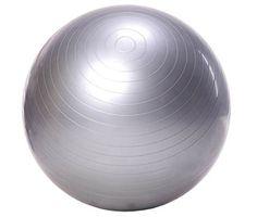 SWISS BALL YOGA GYM & HOME EXERCISE PILATES FITNESS BALL