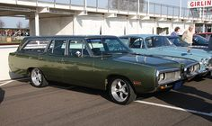 Charger station wagon