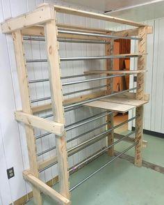 Martha Grovers Adjustable Ware board rack