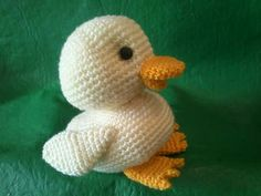 Torcuato Pato #AlanaCreaciones