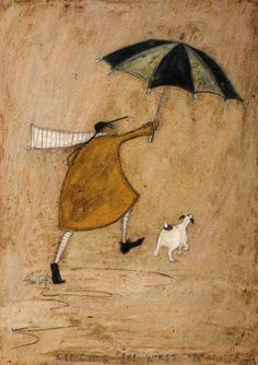 Keeping The Worst Off by Sam Toft
