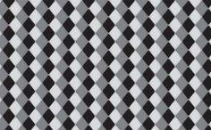 fototapet romburi alb-negru Disney, Abstract, Artist, Design, Geometry, Summary, Artists, Disney Art