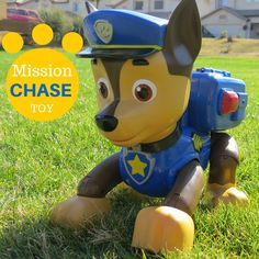 Our Paw Patrol Mission Chase Toy Review